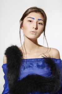 Design TEKO model mua makeup artist freelance herning